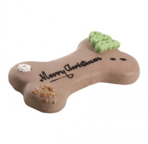 Lolo Pets - tort dla psa Merry Christmas