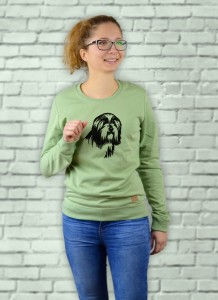 Bluza Bearded Collie | Mistletoe