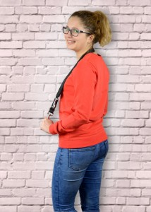 Bluza Bokser | Poppy Red